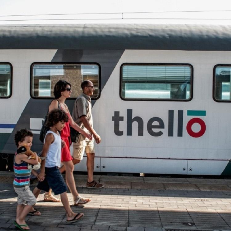 Train from Venice to Milan Malpensa Airport | ItaliaRail.com