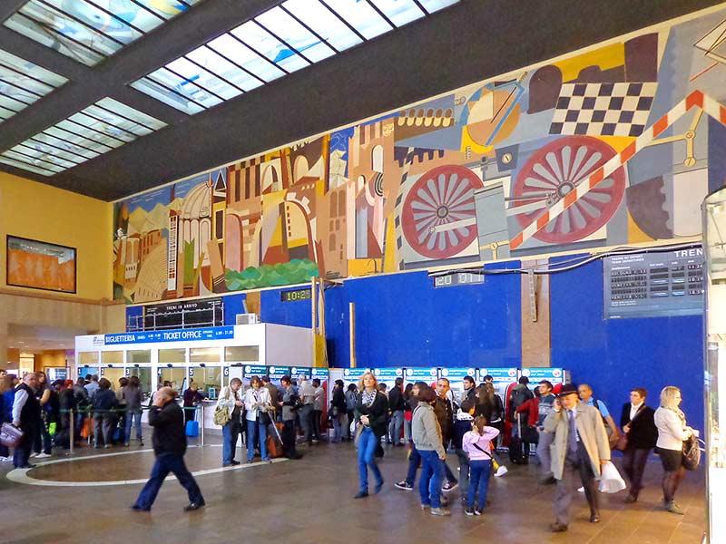 Verona Train Station Guide Italiarail