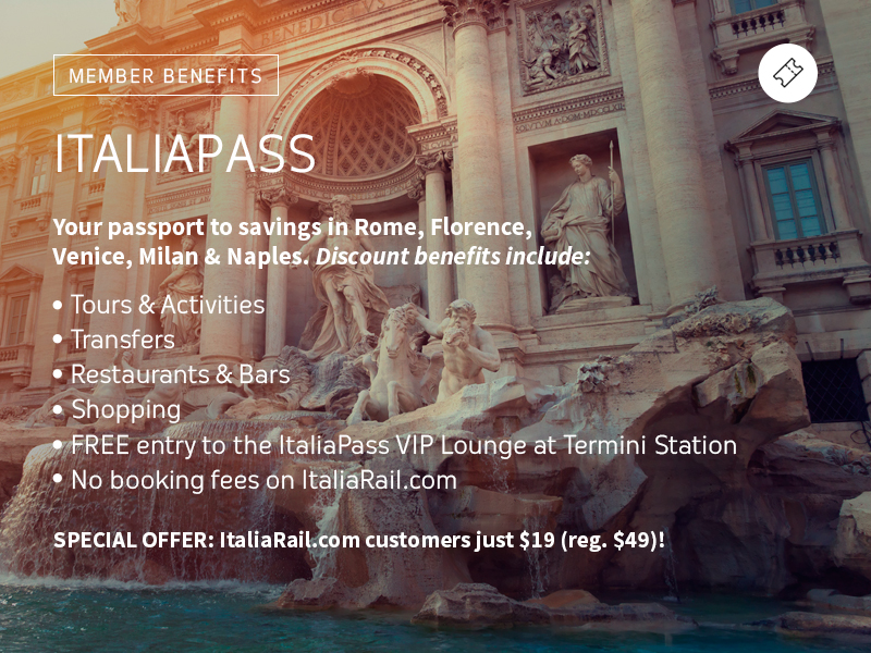 ItaliaPass Benefits