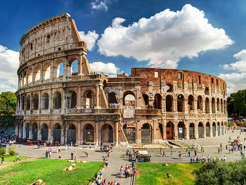 Colosseum & Ancient Rome No-Wait Tour