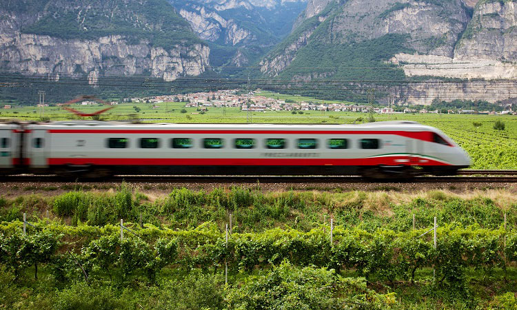 Frecciargento Train