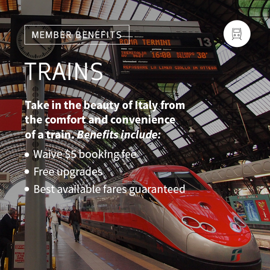 Trains in Italy | ItaliaRail