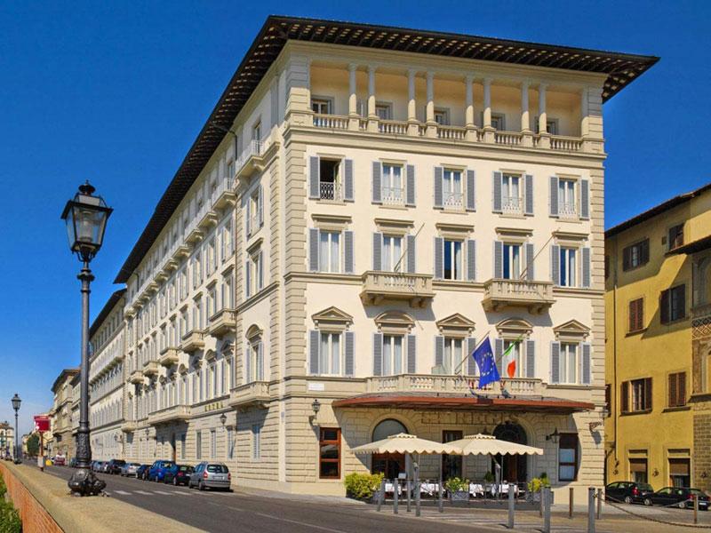 Florence santa maria novella smn train station guide for Design hotel florence