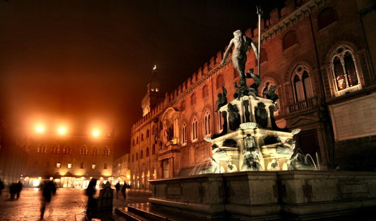 Bologna, Italy. Free tours in Bologna.