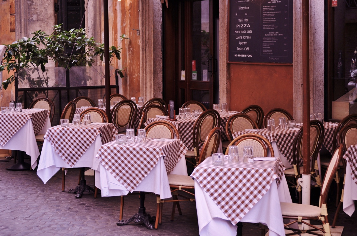 Where to eat in Rome. Restaurants in Rome