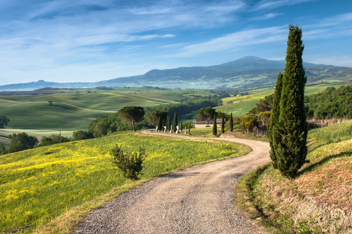 Off the beaten path in Tuscany. Escape the crowds in Tuscany.