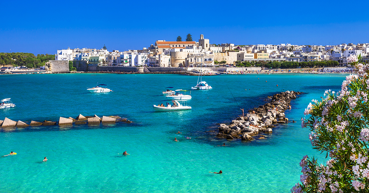 Discovering Puglia, Beautiful places to visit in Puglia