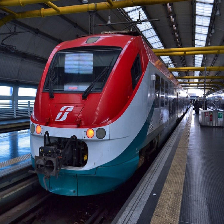 Fiumicino Airport Train Station