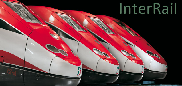 InterRail Rail Passes