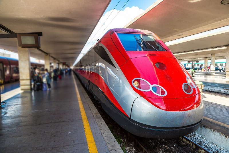Trenitalia Trains (Italy), Trenitalia Train Tickets and Info