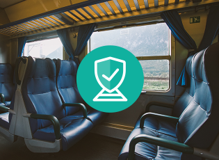 Count on RailAid for peace of mind during your trip to Italy