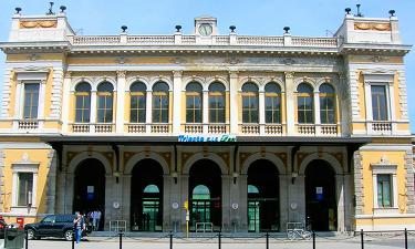 Trieste Train Station