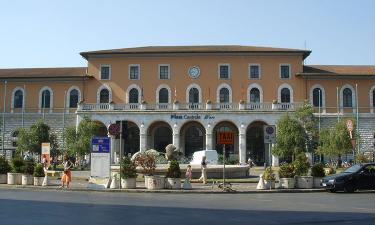 Luggage Storage Florence Santa Maria Novella