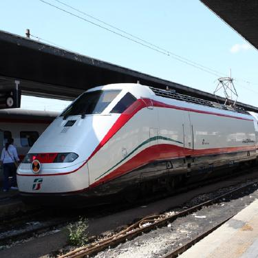 Frecciabianca Trains in Italy