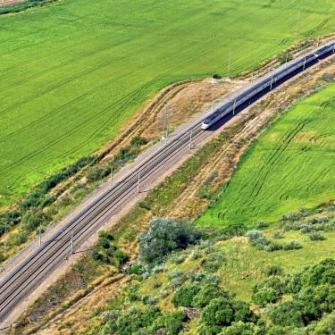 Cross-Border Trains in Italy