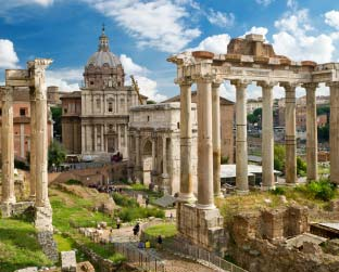 5 Day / 4 Night Rome Travel Deal